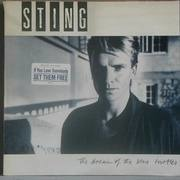 CD - Sting - The Dream Of The Blue Turtles