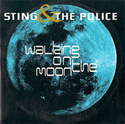 CD Single - Sting & The Police - Walking On The Moon - Cardboard Sleeve