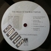 LP - Sting - The Dream Of The Blue Turtles