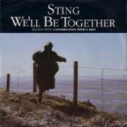 7'' - Sting - We'll Be Together