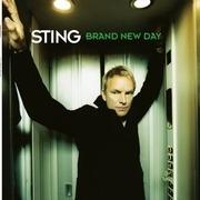 Double LP - Sting - Brand New Day - 180GR. VINYL
