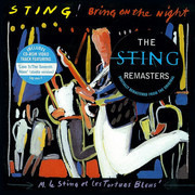 Double CD - Sting - Bring On The Night