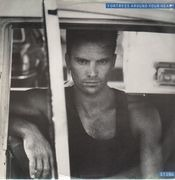 12inch Vinyl Single - Sting - Fortress Around Your Heart