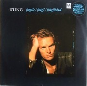 12inch Vinyl Single - Sting - Fragile