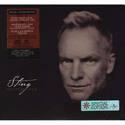 CD - Sting - Sacred Love