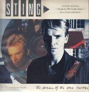 Picture LP - Sting - The Dream Of The Blue Turtles
