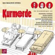 CD-Box - Sting/Busse/Beikircher/Hildebrandt/+ - Kurmorde - 2CD