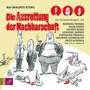 CD-Box - Sting/Busse/Venske/Jahnke/Überall/Korte/+ - Die Ausrottung der Nachbarschaft - 2CD