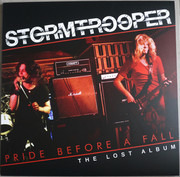 Double LP - Stormtrooper - Pride Before A Fall-The Lost Album (+7') - .. FALL-THE LOST ALBUM