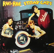 LP - Stray Cats - Rant N' Rave