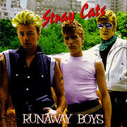 Double CD - Stray Cats - Runaway Boys - Still Sealed