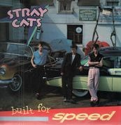 LP - Stray Cats - Built For Speed