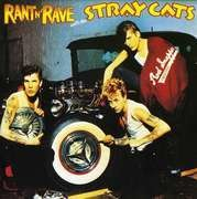 LP - Stray Cats - Rant N' Rave With The Stray Cats - Club Edition