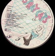 LP - Stray Cats - Stray Cats