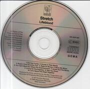 CD - Stretch - Lifeblood