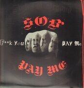 12inch Vinyl Single - Styles Of Beyond - Pay Me / Bleach