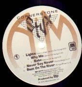 LP - Styx - Cornerstone - SILVER SLEEVE