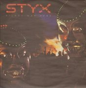 LP - Styx - Kilroy Was Here - Zimbabwe
