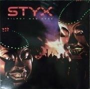 LP - Styx - Kilroy Was Here - Gatefold