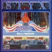 CD - Styx - Paradise Theatre