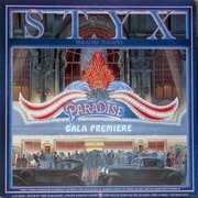 LP - Styx - Paradise Theatre - CLUB EDITION