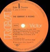 LP - Styx - The Serpent Is Rising