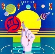 LP - Styx - Best Of Styx - WITH POSTER