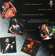 Double LP - Styx - Caught In The Act Live