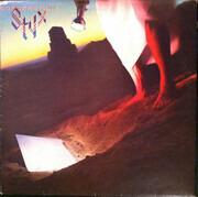 LP - Styx - Cornerstone - Triptych Sleeve
