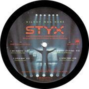 LP - Styx - Kilroy Was Here - still sealed