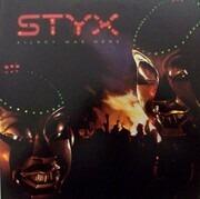 LP - Styx - Kilroy Was Here
