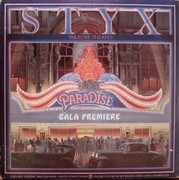 LP - Styx - Paradise Theatre - Gatefold