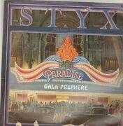 LP - Styx - Paradise Theatre