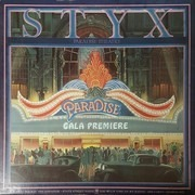 LP - Styx - Paradise Theatre - Terre Haute Press