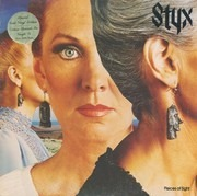 LP - Styx - Pieces Of Eight - Gold