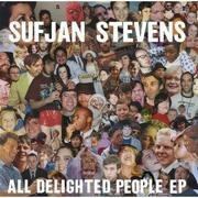 Double LP - Sufjan Stevens - All Delighted People Ep - INCL. MP3 DOWNLOAD CODE