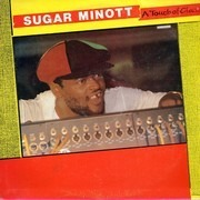 LP - Sugar Minott - A Touch Of Class
