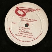 LP - Sugar Minott - Sweeter Than Sugar