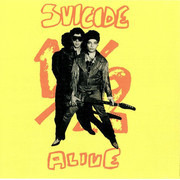 LP & MP3 - Suicide - 1/2 Alive