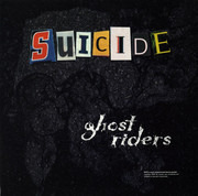 LP & MP3 - Suicide - Ghost Riders