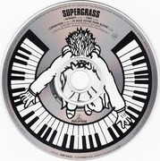 CD Single - Supergrass - Alright / Time
