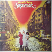 LP - Supermax - World Of Today