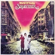 LP - Supermax - World Of Today - Italy