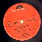 LP - Supersister - To The Highest Bidder - rare dutch prog