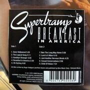 Picture LP - Supertramp - Breakfast In America - picture LP