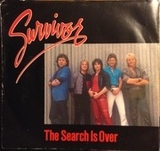 7'' - Survivor - The Search Is Over
