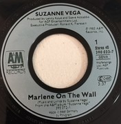 7inch Vinyl Single - Suzanne Vega - Marlene On The Wall