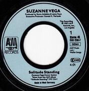 7inch Vinyl Single - Suzanne Vega - Solitude Standing