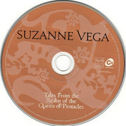 CD - Suzanne Vega - Tales From The Realm Of The Queen Of Pentacles - Digipak
