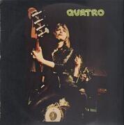 LP - Suzi Quatro - Quatro